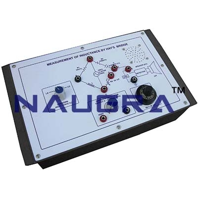 Fixed Inductors air and ferrite and Fixed Mutual Inductors 2 Trainer for Vocational Training and Didactic Labs