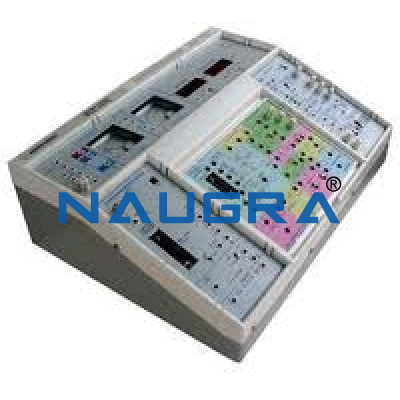 Control Engineering Trainers for Teaching Equipments Lab