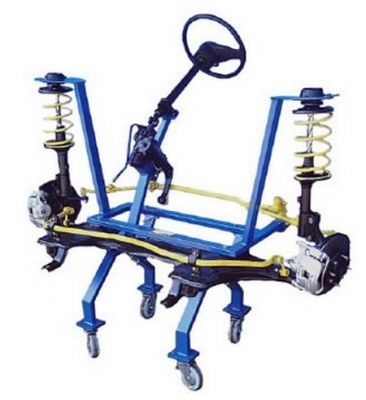 Sectioned Power Steering Components Trainerfor engineering schools