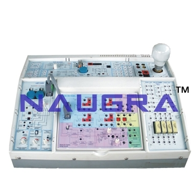 Power Electronics Trainer - Multi Experiment  Model for Power Electronics Teaching Labs