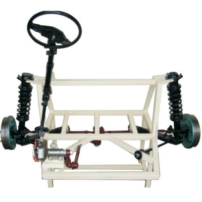 Sectioned floating Caliper Type Disc Brake Trainerfor engineering schools