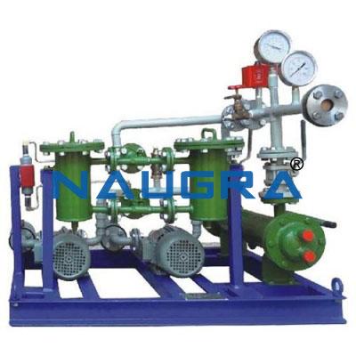 Oil system model