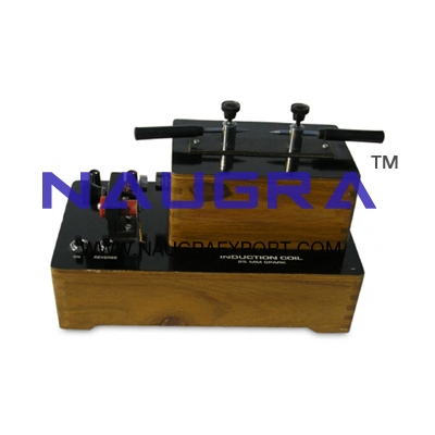 Induction Coil (Ruhmkorff Coil ) for Physics Lab