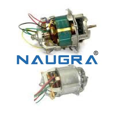 Mixer Grinder Motor - 38 for Electric Motors Teaching Labs