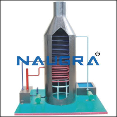 Model of Velox Boiler for engineering schools