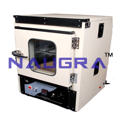 Bacteriological Incubator for School Science Lab