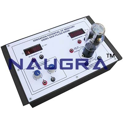 Ionisation of Mercury Trainer for Vocational Training and Didactic Labs