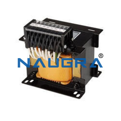 Electrical Single Phase Transformer Cu