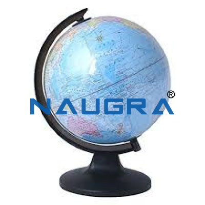The solid globe (Φ32cm) for Earth Science Lab