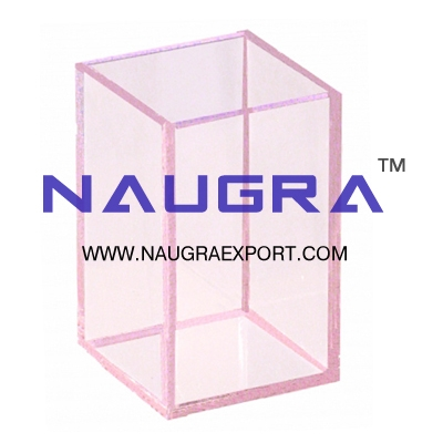 Perspex Container for Physics Lab
