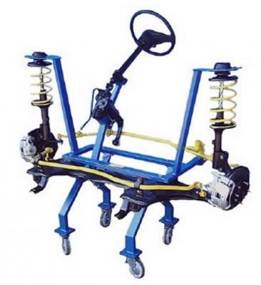 Sectioned Vacuum-Servo Master Brake Cylinder Trainerfor engineering schools