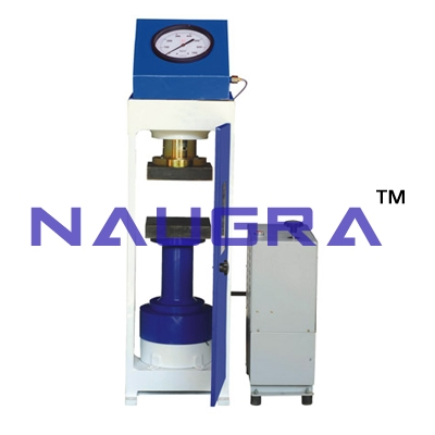 Analogue Compression Testing Machine For Testing Lab for Concrete Testing Lab