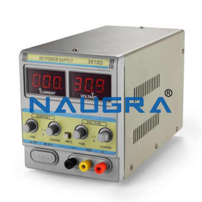 Single Output DC Regulated Supply