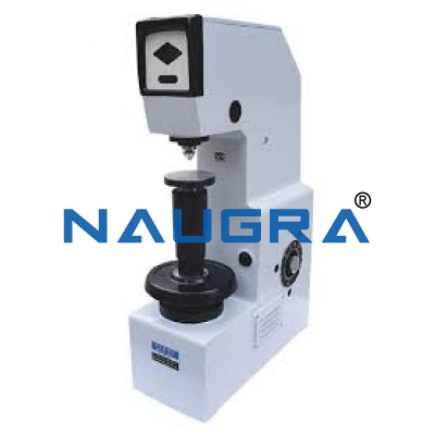 Hardness Tester for Teaching Equipments Lab
