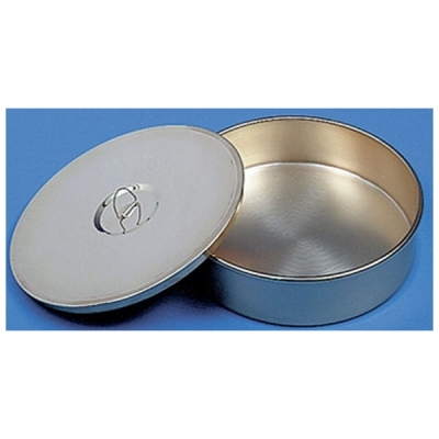 Pan and Cover for ASTM Sieve India