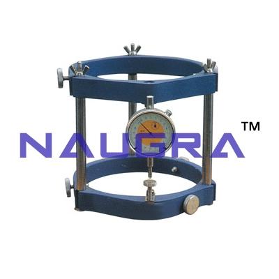 Longitudinal Compressometer For Testing Lab for Concrete Testing Lab