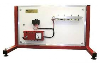 Preheating System for diesel Engine Trainerfor engineering schools