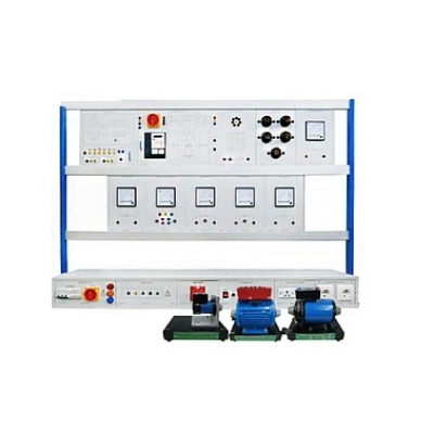 AC Motor Control By Inverter Trainer