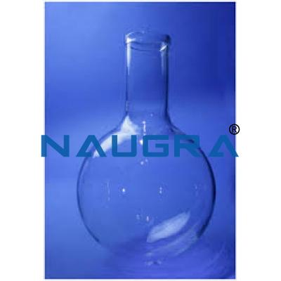 Round Bottom Flasks for Science Lab