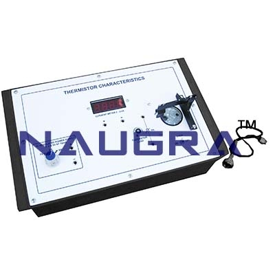 Thermistor Characteristics Trainer for Vocational Training and Didactic Labs