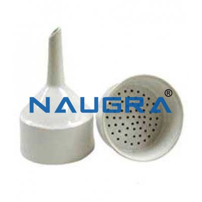 FUNNEL BUCHNER for Science Lab