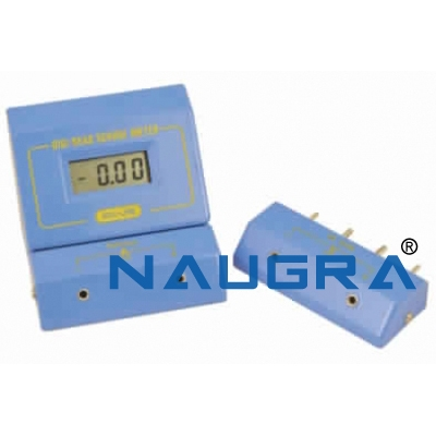 Digital Voltmeter and Ammeter With Shunts