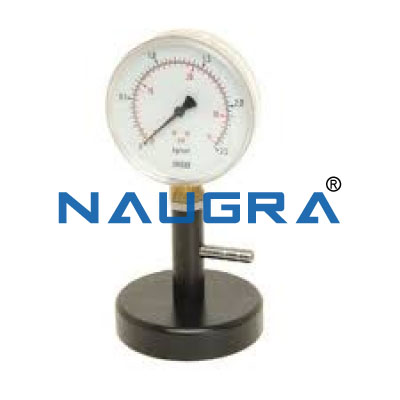Pressure Gauge - Heat Transfer Training Systems and Heat Lab Engine Trainers for engineering schools