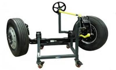 Front Axle Steering Geometry Trainerfor engineering schools