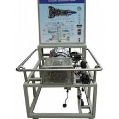 Transmission on Rotating Stand, Manual Trainerfor engineering schools