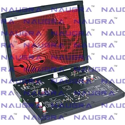 Transistor Analyzer for Electronics Teaching Labs