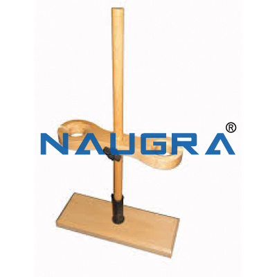 FUNNEL AND BURETTE STAND COMBINED for Chemistry Lab