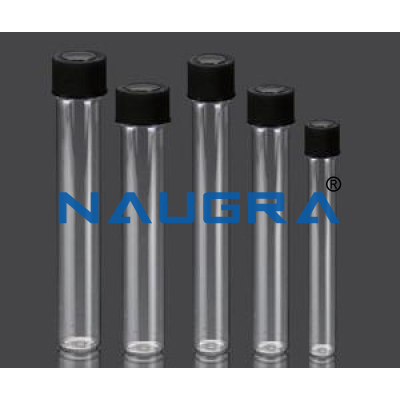 Glass Tubes for Science Lab