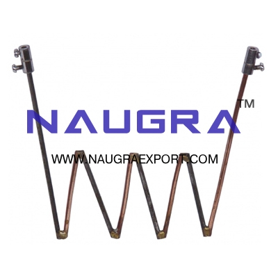 Thermopile Copper Iron for Physics Lab