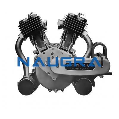 V Type engine (Petrol )