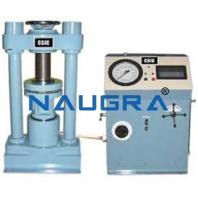 Concrete CompressionTesting Machine
