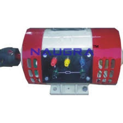 3 Phase Synchronous Motor for Electronics labs for Teaching Equipments Lab