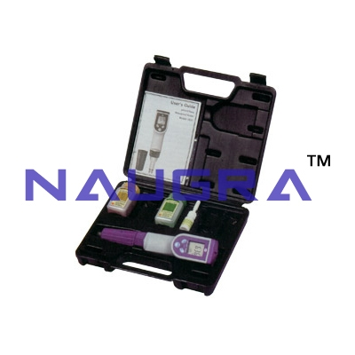 Conductivity, TDS, Salt, Temperature Waterproof Tester