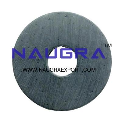Ring Magnet Ceramic for Physics Lab