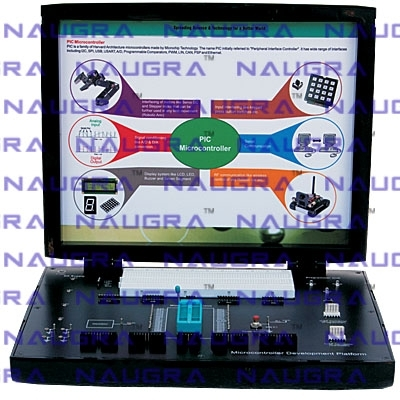 PIC Microcontroller Development Platform for Embedded System Trainers Teaching Labs