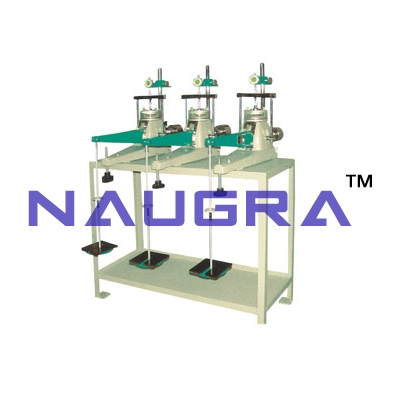 Consolidation Apparatus (Three Gang Model) For Testing Lab for Soil Testing Lab