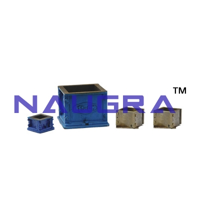 Cube Mould For Testing Lab for Concrete Testing Lab