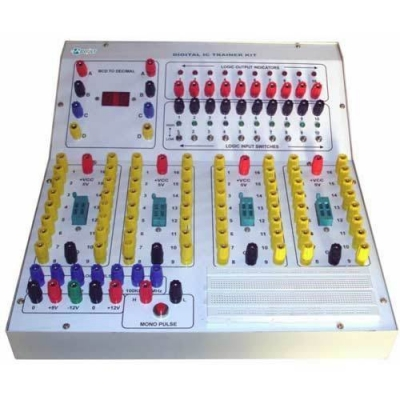 Digital IC Trainer for Vocational Training and Didactic Labs