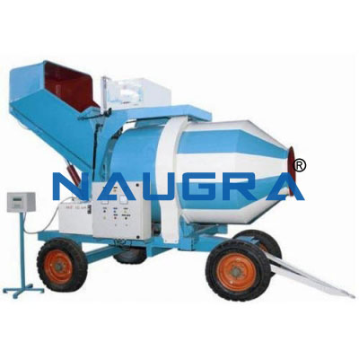 Mini Mobile Batching Plant - Construction Equipments