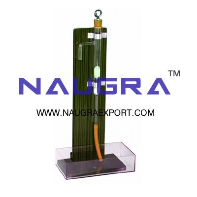 Lift Pump for Physics Lab