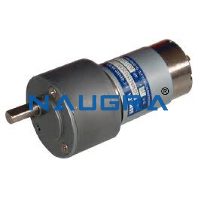 DC Geared Motor - 80 for Electric Motors Teaching Labs