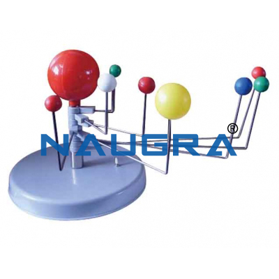 Solar-system for Earth Science Lab
