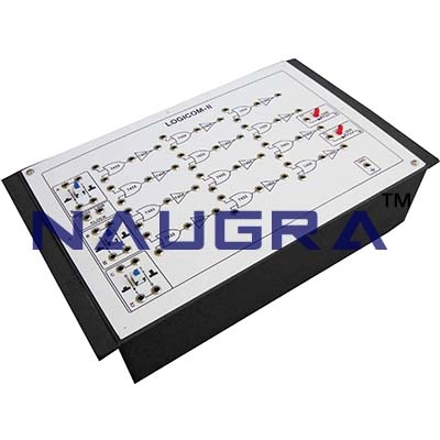 Logicom II Trainer for Vocational Training and Didactic Labs