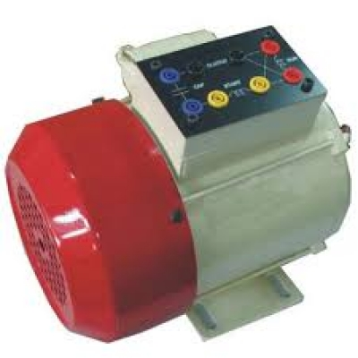 Single Phase Ac Induction Motor for Electronics labs for Teaching Equipments Lab