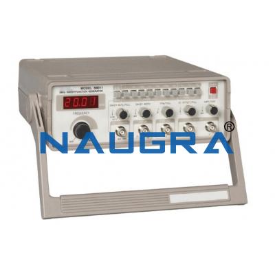 5 MHz Function Generator