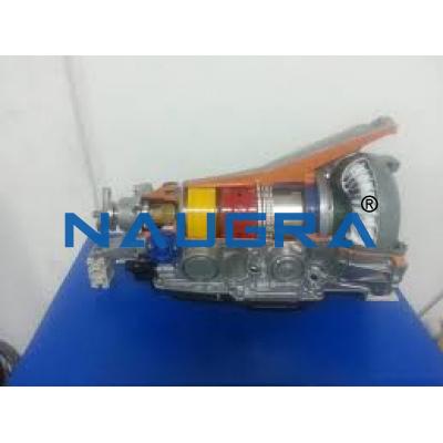 CVT Gear Box ( Cut model )
